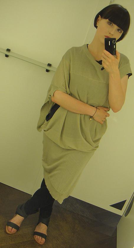FASR Spiral Dress, MY Fadou, ACPH Odile
