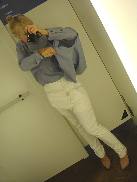 Bless Shopperbagtop, Esther Perbandt Freak of Nature Trousers,