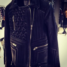 Iro leather jacket, winter 2013