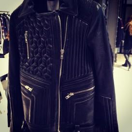 Iro leather jacket, winter 2013