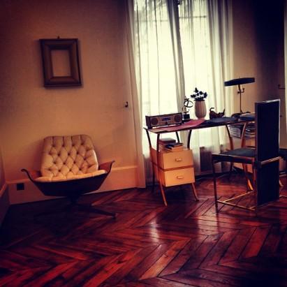 Defina Delettrez/Fendi appartement and showroom