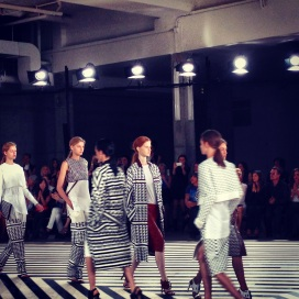 Edun Fashion Show