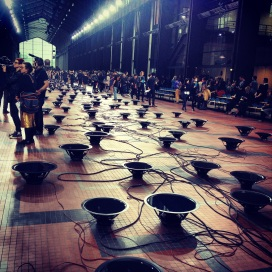 Awesome Kenzo Show location Paris
